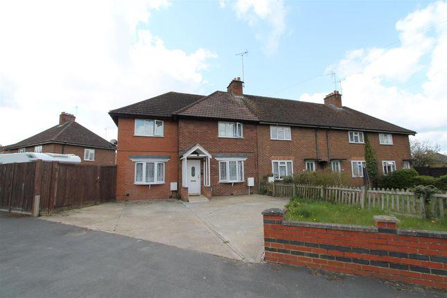 Thumbnail End terrace house for sale in Dellfield Road, Hatfield
