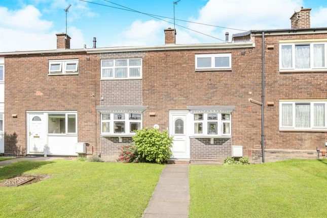 Thumbnail Terraced house for sale in Lowbridge Close, Willenhall