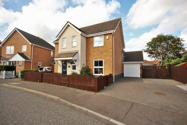 Thumbnail Detached house for sale in Edward Mark Drive, Fingringhoe Road, Langenhoe
