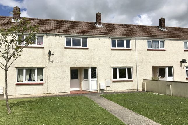 Thumbnail Terraced house to rent in Furzy Park, Haverfordwest, Pembrokeshire
