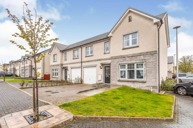 4 bed semi-detached house for sale in Burnside Park, Aberdeen AB21