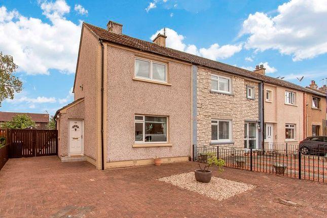 Thumbnail End terrace house for sale in 124 Westfield Street, Falkirk