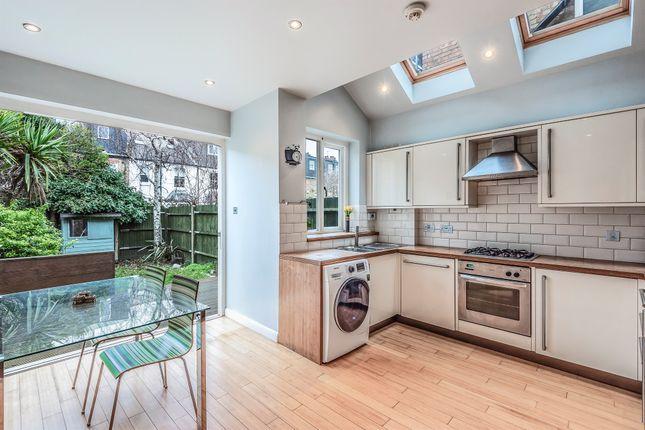Thumbnail Terraced house for sale in Stuart Road, London