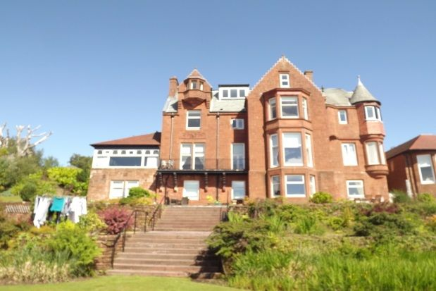 Thumbnail Flat to rent in Eglinton Gardens, Skelmorlie