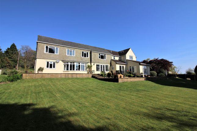 Thumbnail Detached house for sale in Wrangaton Road, Wrangaton, South Brent, Devon