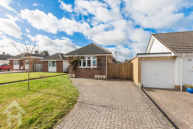 Thumbnail Semi-detached bungalow for sale in Noredown Way, Royal Wootton Bassett, Swindon