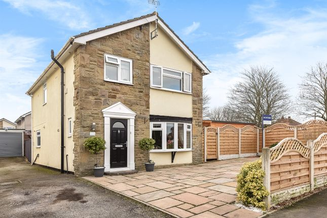 Thumbnail Detached house for sale in Deep Ghyll Croft, Ripon