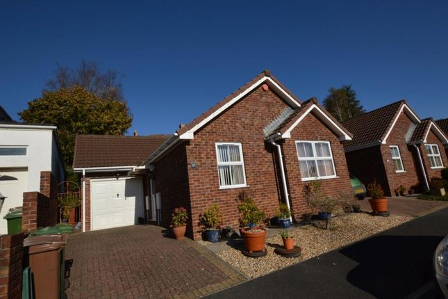 2 bed detached bungalow for sale in Meadow View Road, Plymouth, Devon