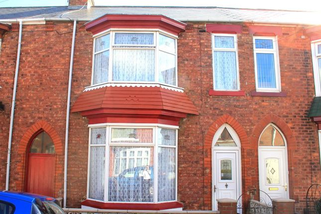 Thumbnail Terraced house for sale in Wansbeck Gardens, Hartlepool