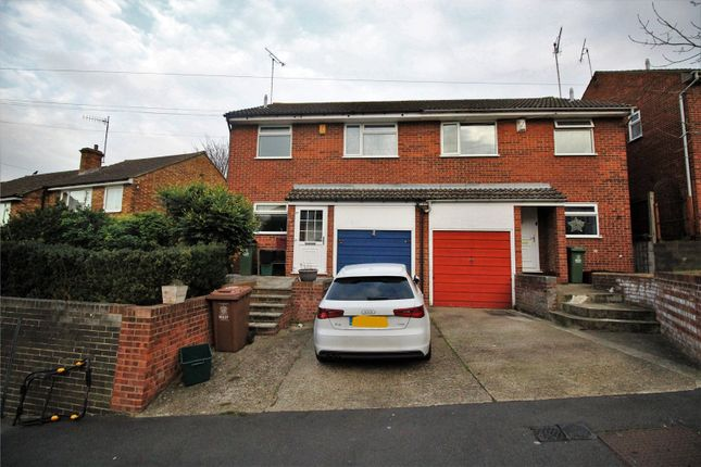 Thumbnail Semi-detached house to rent in Heron Hill, Belvedere, Kent