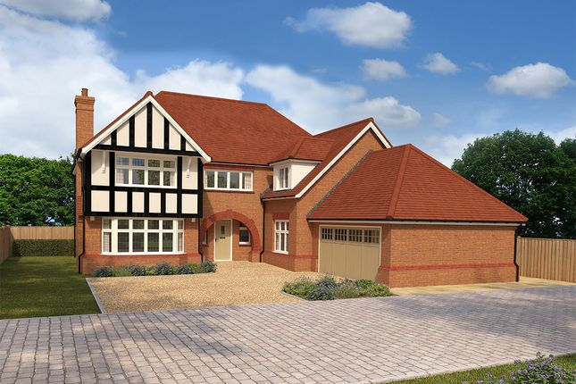 "Thumbnail Detached house for sale in ""Sandringham"" at Walnut Lane, Hartford, Northwich"