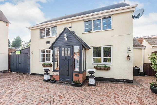Thumbnail Detached house for sale in Birmingham Road, Lickey End, Bromsgrove