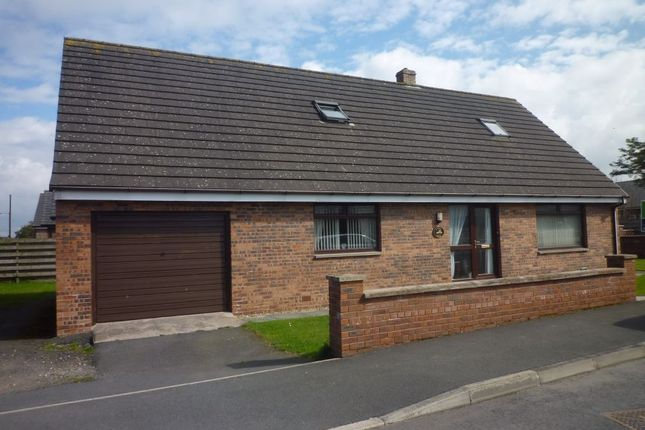 Thumbnail Detached bungalow for sale in Empire Way, Gretna, Carlisle, Dumfries Amd Galloway