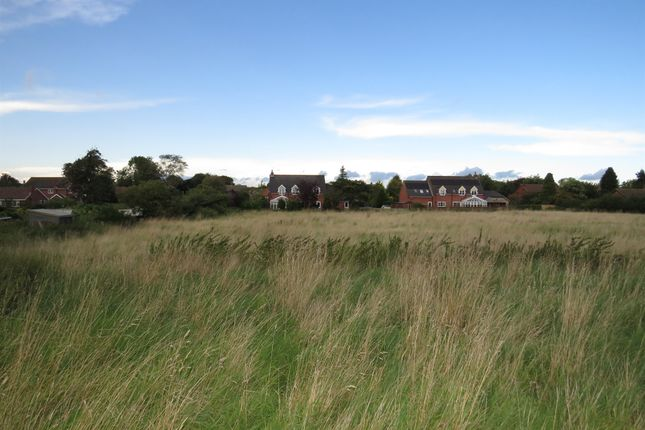 Thumbnail Land for sale in Church View, Fleggburgh, Great Yarmouth