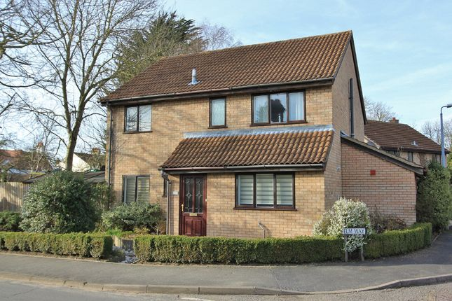 Thumbnail Detached house for sale in Elm Way, Willingham, Cambridge