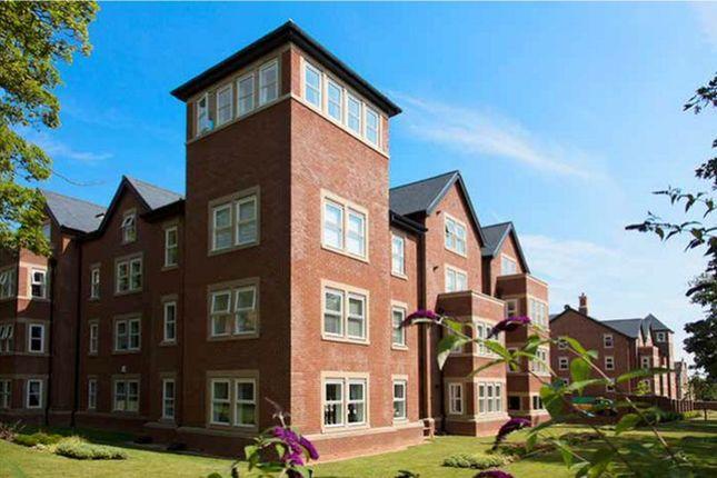 Thumbnail Flat to rent in Grammar School Gardens, Ormskirk