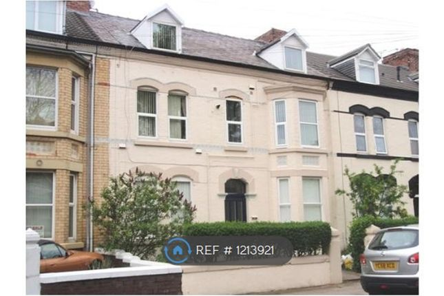 Thumbnail Flat to rent in Norma Road, Liverpool