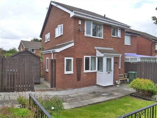 Thumbnail Property for sale in Meldon Road, Morecambe
