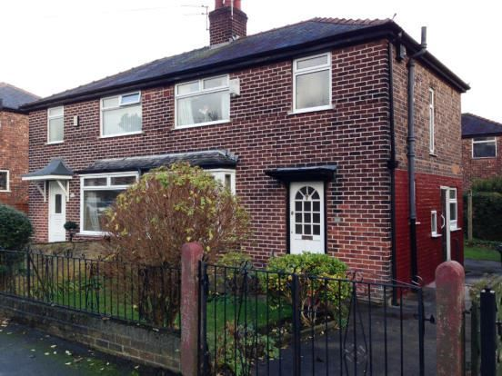 Thumbnail Detached house to rent in Atherstone Avenue, Crumpsall, Manchester