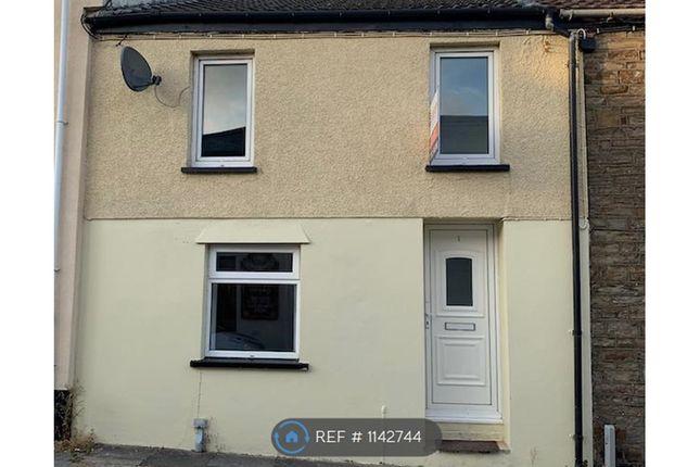 2 bed terraced house to rent in Morgan Street, Merthyr Tydfil CF47