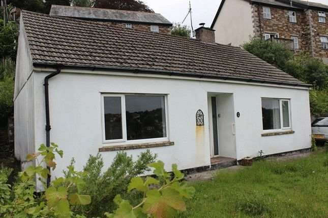 Thumbnail Bungalow for sale in Trenance Road, St. Austell