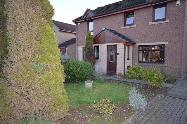 Thumbnail Semi-detached house to rent in Currievale Park Grove, Currie