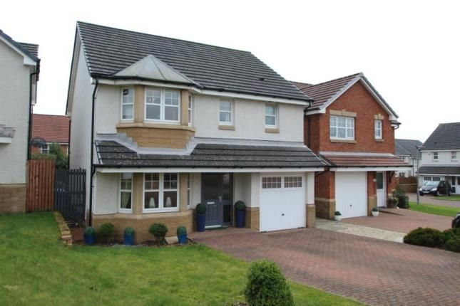 Thumbnail Detached house for sale in Earlswood View, Irvine, North Ayrshire