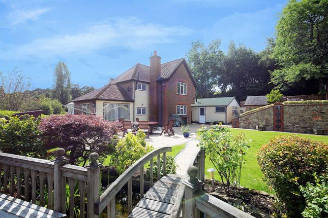 Thumbnail Detached house for sale in Pond Lane, Peaslake, Guildford