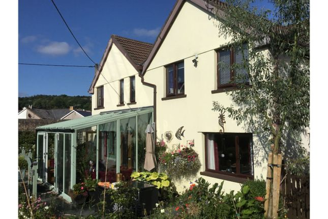 Thumbnail Detached house for sale in Zion Hill, Pontypool