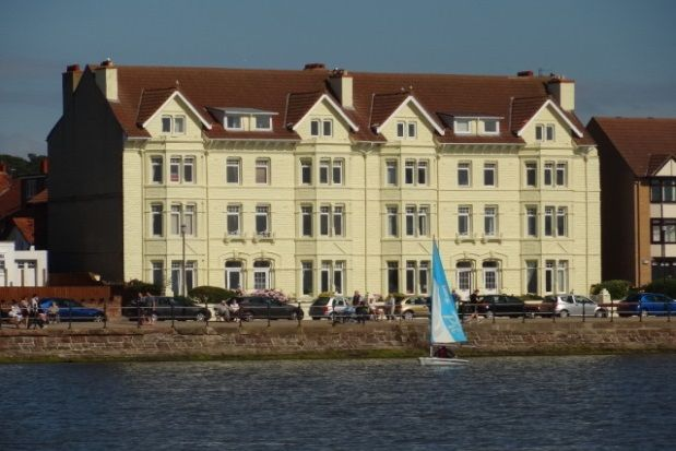 Thumbnail Flat to rent in South Parade, West Kirby, Wirral