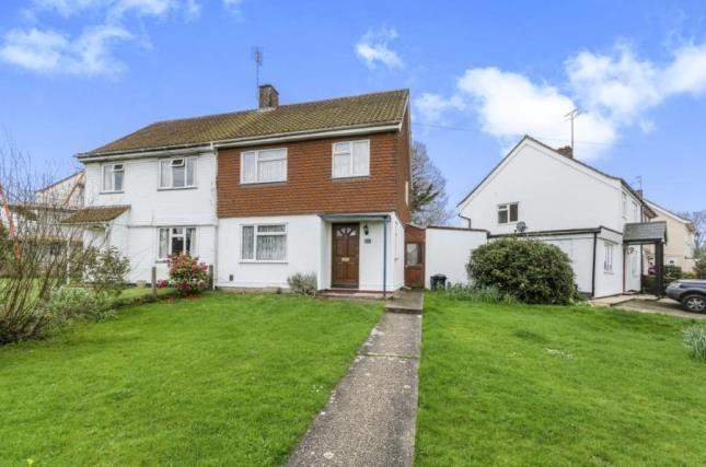 Thumbnail Semi-detached house for sale in Rushington, Southampton, Hampshire
