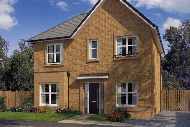 Thumbnail Detached house for sale in Vert Court, Haldane Avenue, Haddington