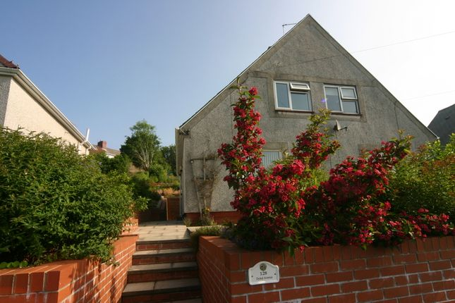 Thumbnail Semi-detached house for sale in Dyfed Avenue, Townhill, Swansea