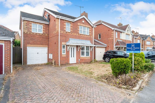 Thumbnail Detached house for sale in Corinthian Way, Victoria Dock, Hull, East Yorkshire