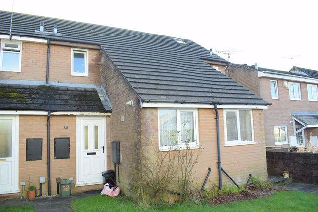 Thumbnail Terraced house for sale in Pant Yr Helyg, Fforestfach, Swansea