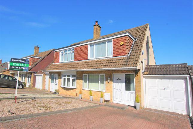 Thumbnail Semi-detached house for sale in Headley Lane, Headley Park, Bristol