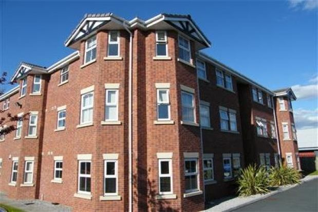 Thumbnail Flat to rent in Ashfield Gardens, Latchford, Warrington