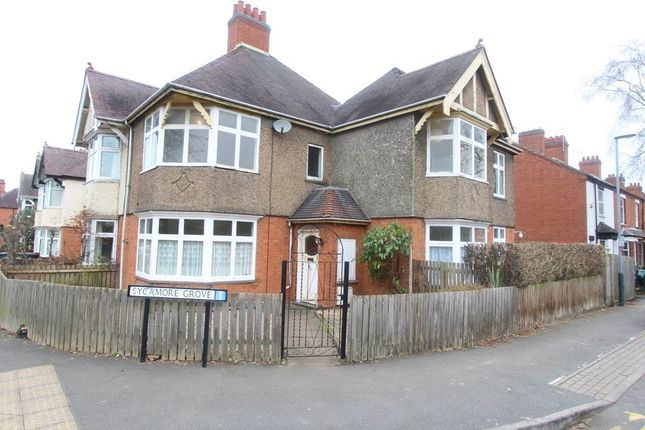 Thumbnail Property to rent in Lancaster Road, Rugby