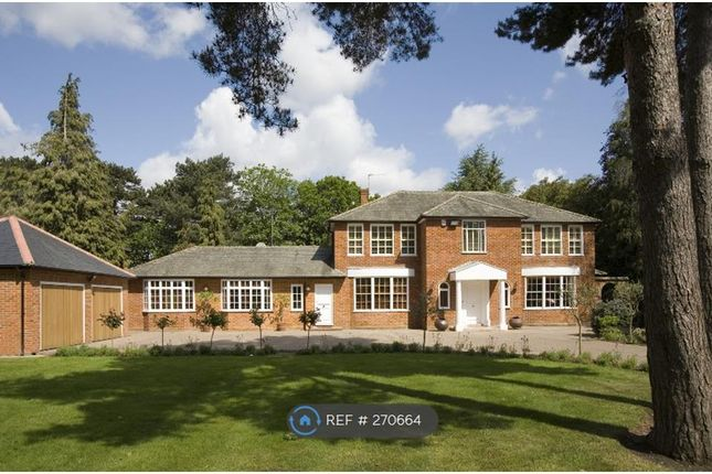 Thumbnail Detached house to rent in Coombe Hill Road, Kingston Upon Thames