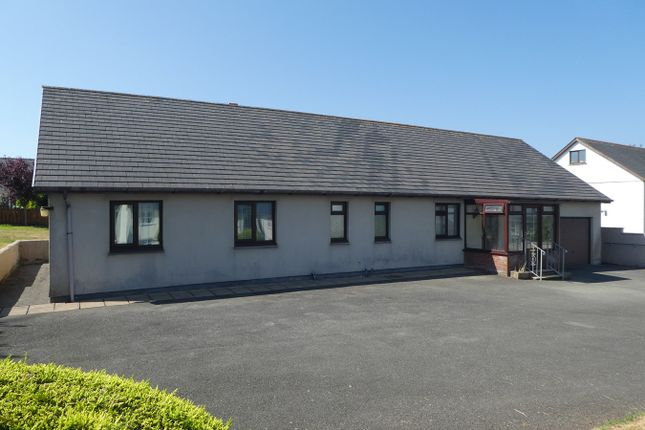 Thumbnail Detached bungalow for sale in Pennant, Llanon
