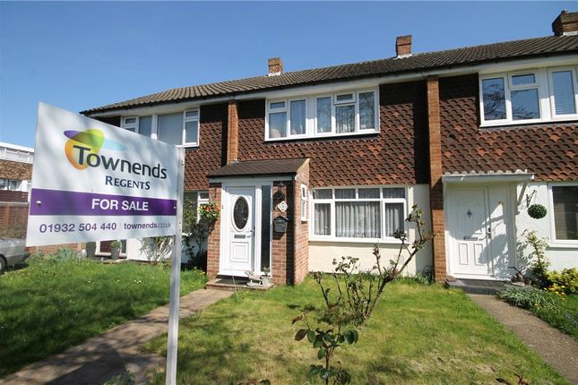 3 bed terraced house for sale in Bingley Road, Sunbury-On-Thames, Middlesex