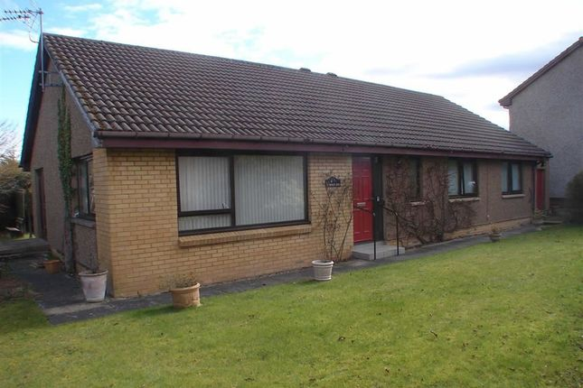 Thumbnail Detached bungalow for sale in Beech Brae, Elgin