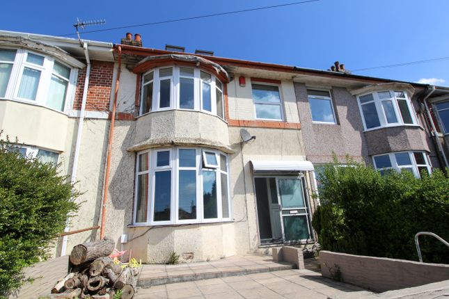 Thumbnail Semi-detached house for sale in Old Laira Road, Laira, Plymouth