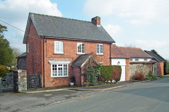 Thumbnail Detached house for sale in The Old Post Office, Llanyre, Llandrindod Wells, Powys