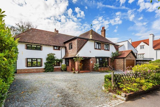 Thumbnail Detached house for sale in The Ridgway, South Sutton