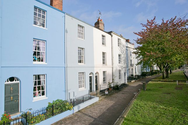 Thumbnail Town house to rent in London Place, Oxford