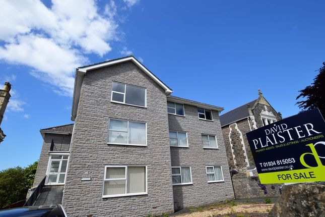 Flat for sale in Grove Park Road, Weston-Super-Mare, North Somerset