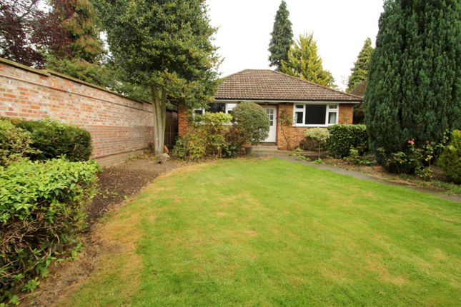 Thumbnail Bungalow to rent in Montreal Road, Sevenoaks