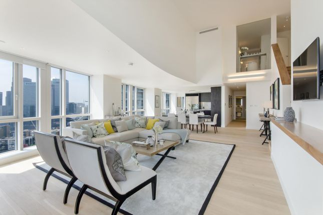 Thumbnail Flat for sale in Ontario Tower, Fairmont Avenue, London