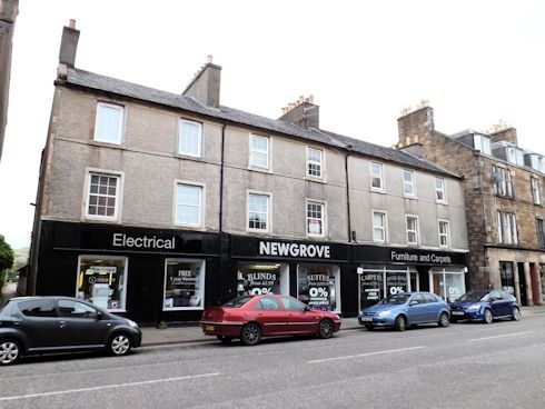 1 bed flat for sale in Longrow, Campbeltown PA28